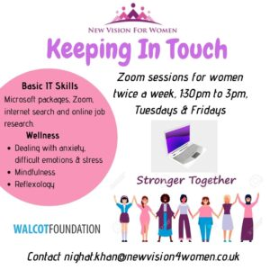 Keeping in Touch poster